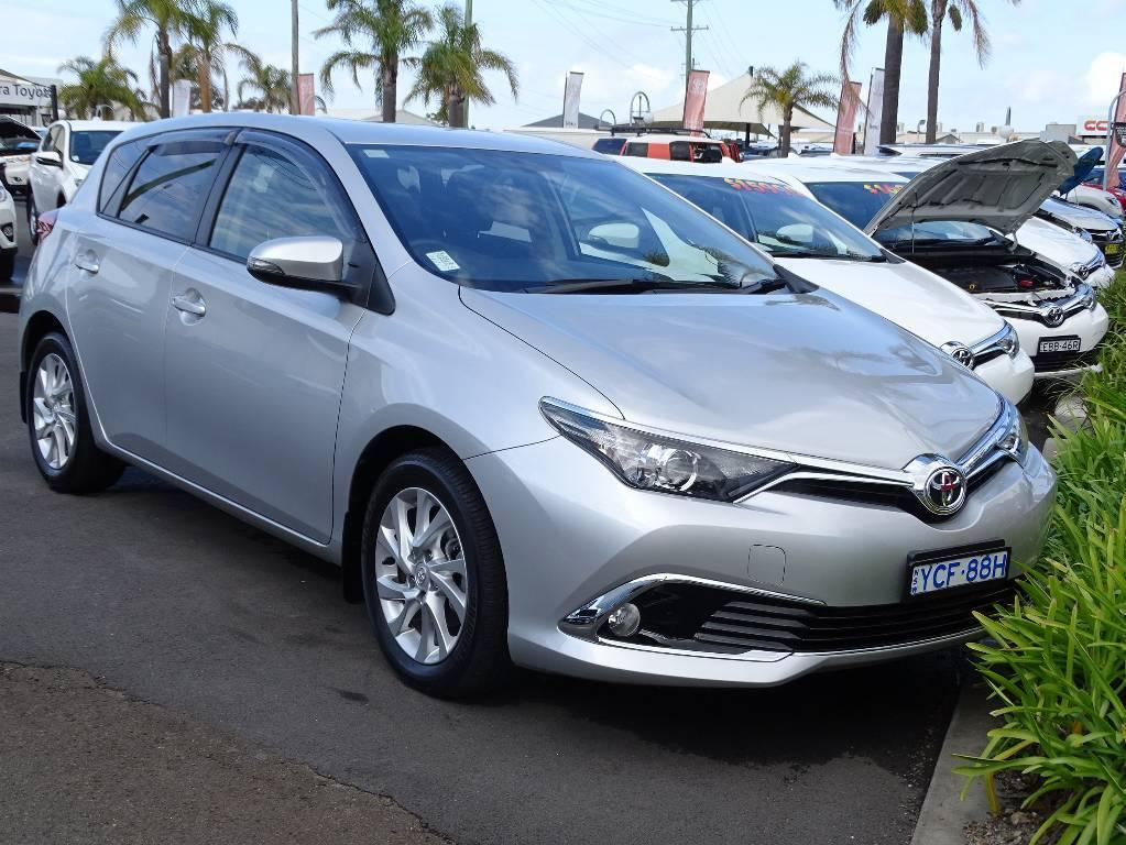 2016 Toyota Corolla ZRE182R MY15 ASCENT SPORT