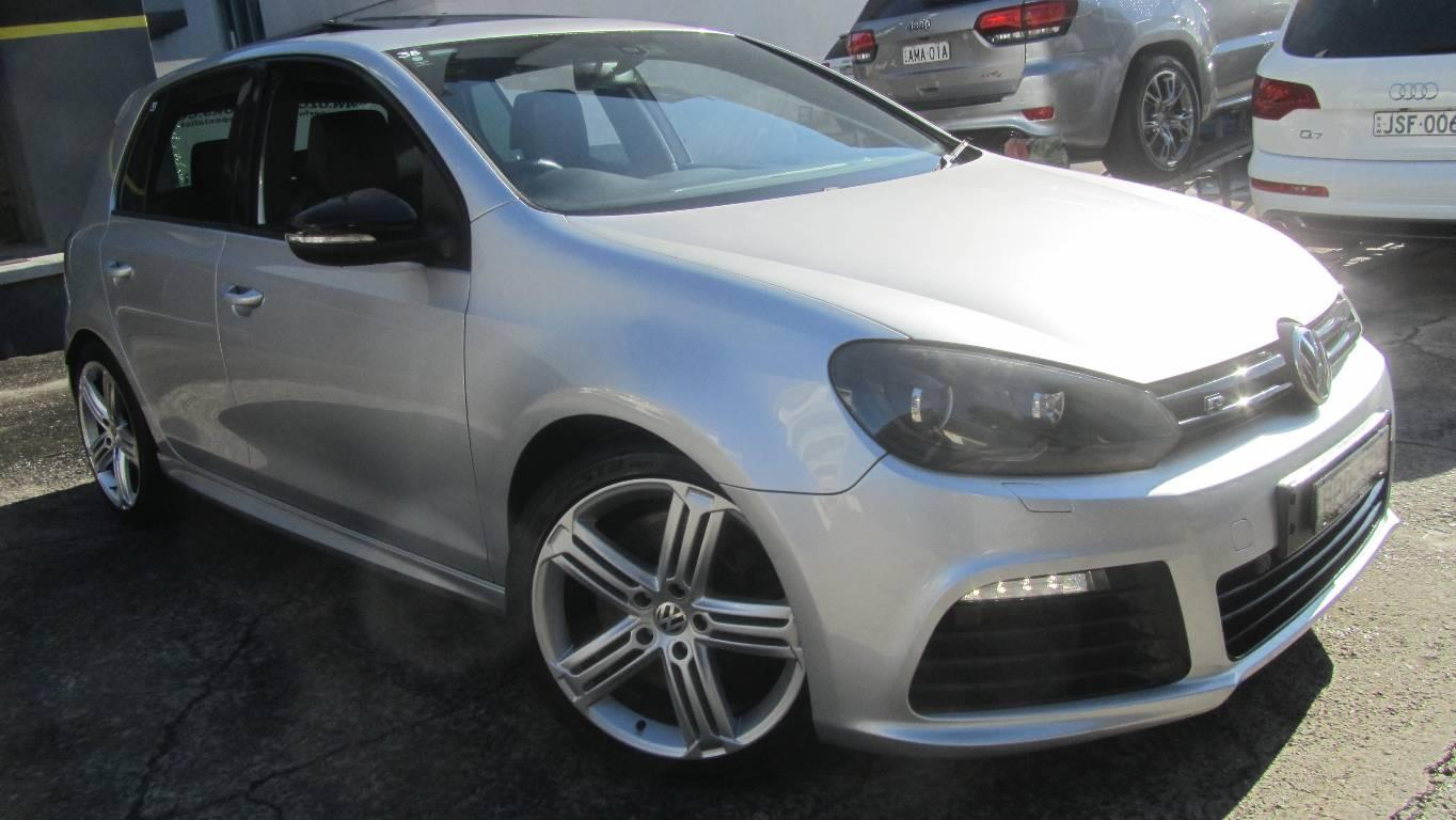 2010 Volkswagen Golf 1K MY10 R